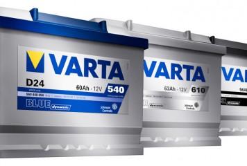 LucArt teams up with Varta
